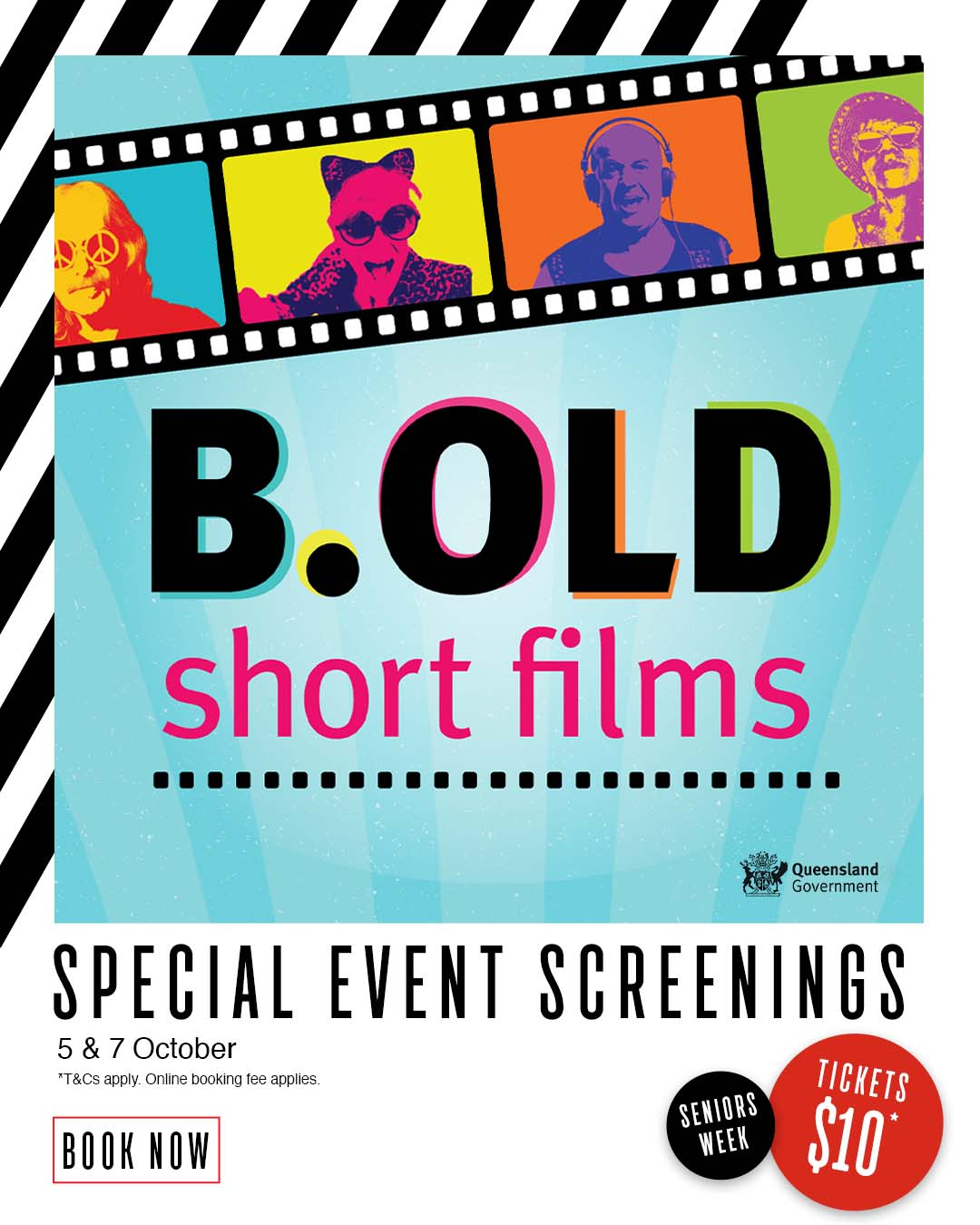 B.OLD Event Cinemas Your FNQ Events